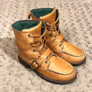 Boys Polo Ranger Hi boots size 3 Great condition!
